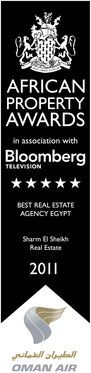 African Property Awards -Best Real State Agancy Egypt 2011