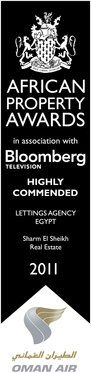 African Property Awards - Letting Agency Egypt 2011