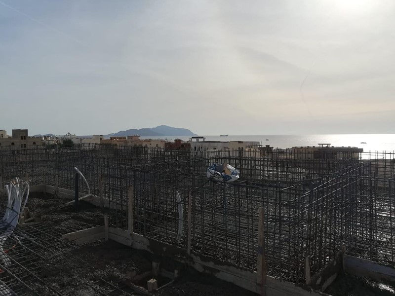 construction progress